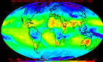 Outgoing Longwave Radiation Sample Image