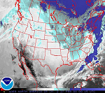 Sample U.S. Shortwave IR Composite
