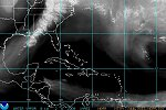 Sample Hurricane Sector Water Vapor Image
