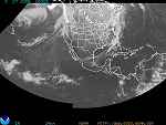 Sample Infrared Northern Hemisphere Composite