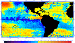 Sample SST Anomaly Chart