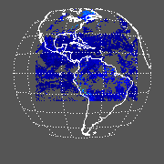 GOES East Shortwave Upward Surface Clear Image