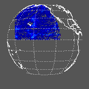 GOES West Cloud Ice Water Path (IWP)
