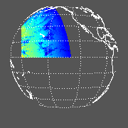GOES West Shortwave Downward Surface(Insolation)