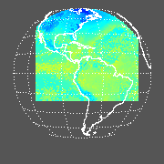 GOES East Longwave Downward Surface Flux