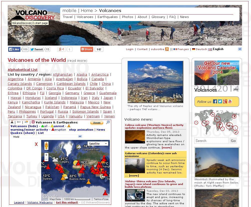 Washington VAAC Homepage